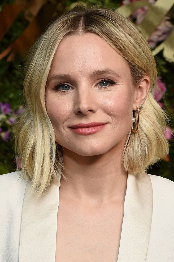 Kristen Bell Beautiful Hairstyles for Every Age