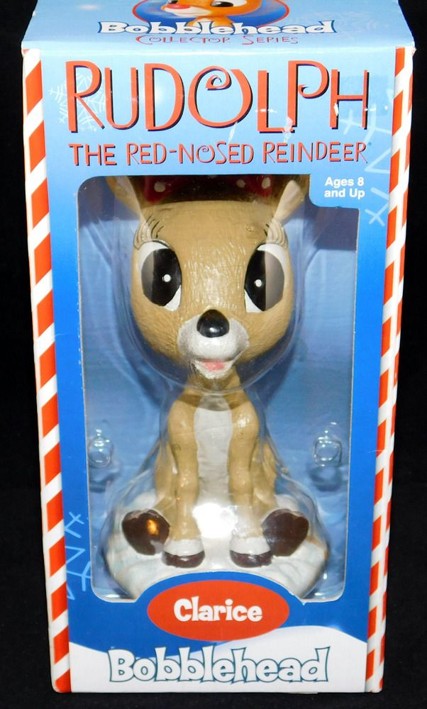 62 Best Rudolph The Red Nosed Reindeer Collectibles Images