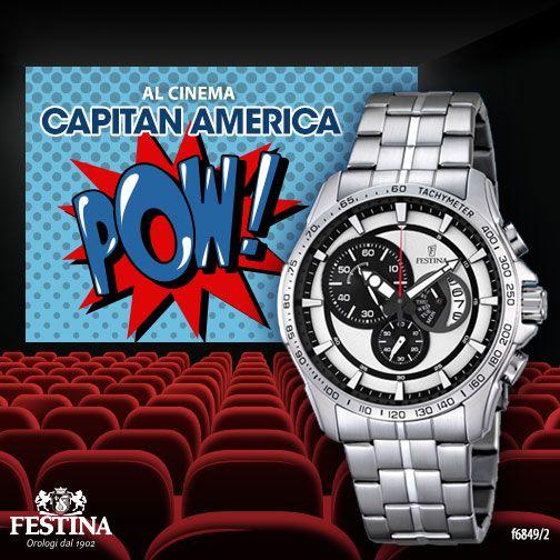 Questa sera al cinema: Captain America 3 - Civil War. La squadra degli Avengers vi aspetta in tutte le sale! Andrete a vederlo?