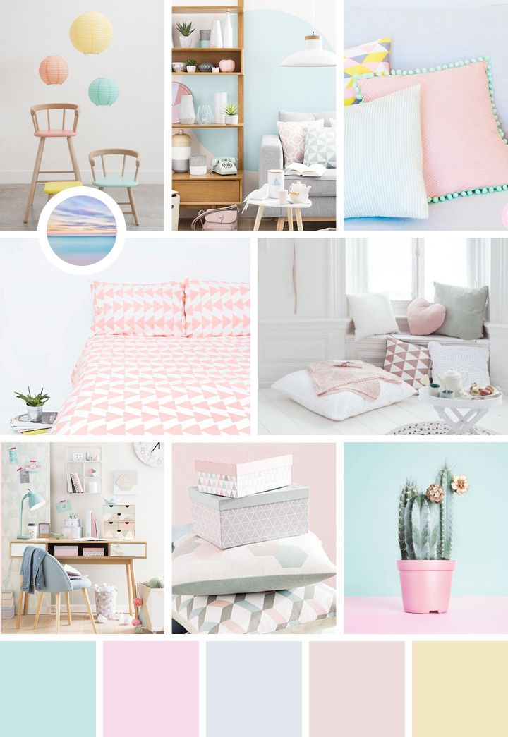 25 best ideas about peach bedroom on pinterest peach colored rooms colour peach and - Chambre bebe couleur pastel ...