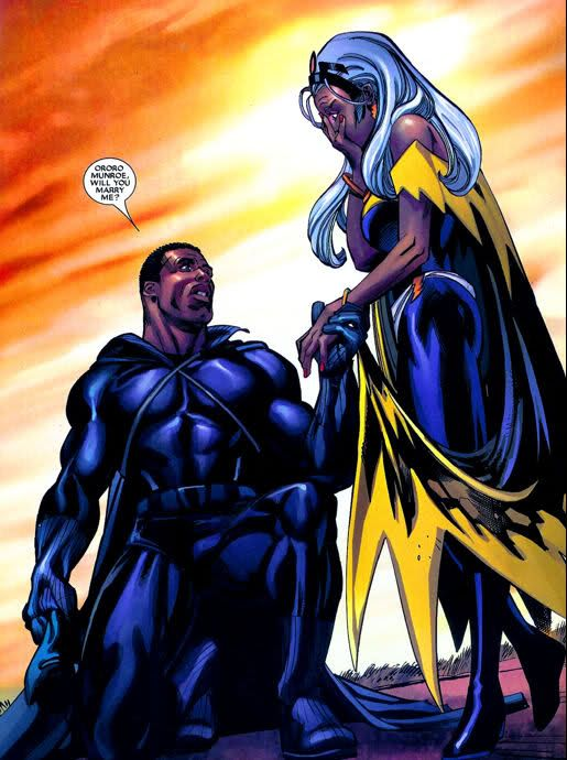black panther universe x alex ross | 10 Best Known Married Super Couples