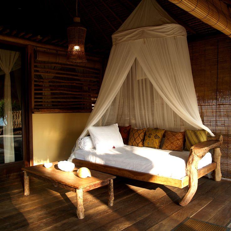 Gili Asahan Eco Lodge  Bungalow Extra Bed