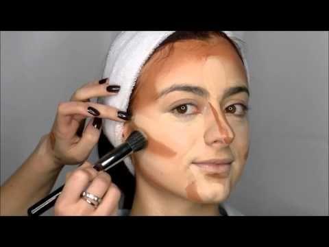 NUEVAS TÉCNICAS EN MAQUILLAJE 2017, sorprendentes trucos de maquillaje que te ahorrarán tiempo! - YouTube