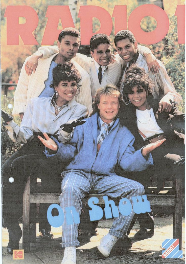 Radio 1 On Show Magazine (1987)