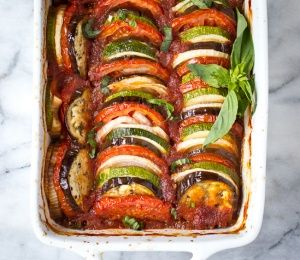Ratatouille | Finding Vegan