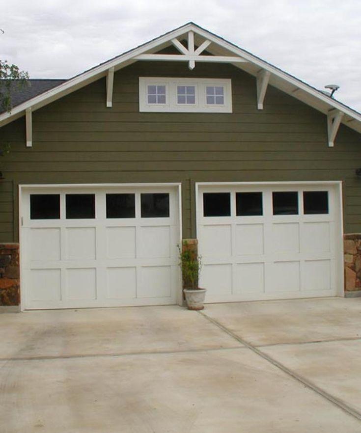 Craftsman Style Det Garage Garage