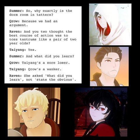 Related image | Rwby | Rwby, Funny songs, Rwby memes