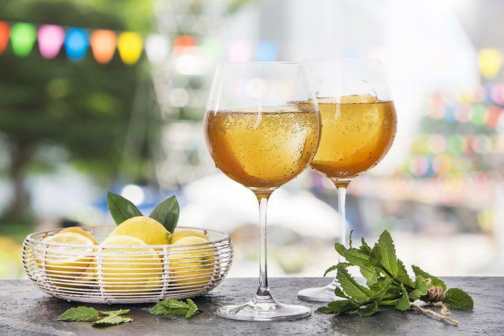 Letní drinky s Mazagrande