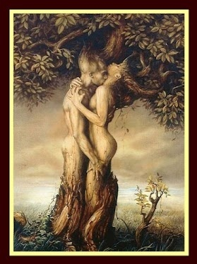 http://may3377.blogspot.com - may day: Fantasy, Soul Mates, Goddesses, Mothers Earth, Roots, Trees Of Life, Beautiful, A Tattoo, Soulmates