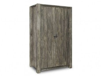 Rustikální dřevěná skříň Country 19
