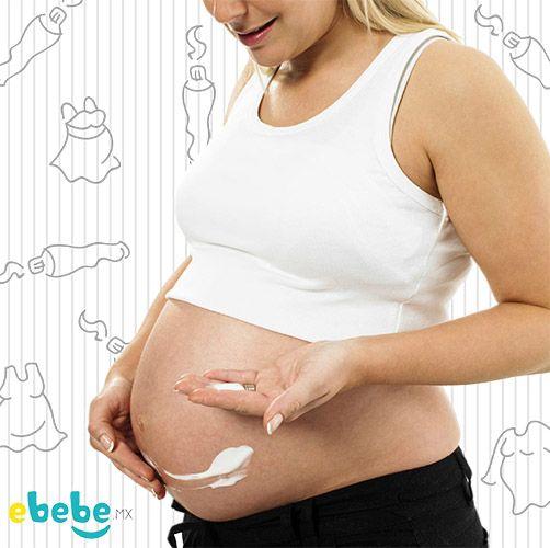 Nunca dejes de ponerte cremas para prevenir las estrías y humectar la piel adecuadamente. Dale click a la foto y ve las cremas que tenemos para tí! #embarazo #maternidad #bebe #resequedad