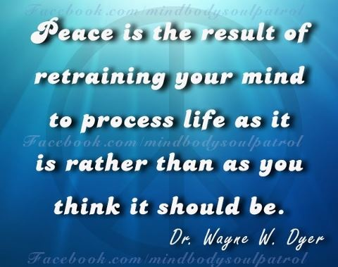 69 best images about Wayne Dyer Quotes on Pinterest  Perspective, Peace and ...