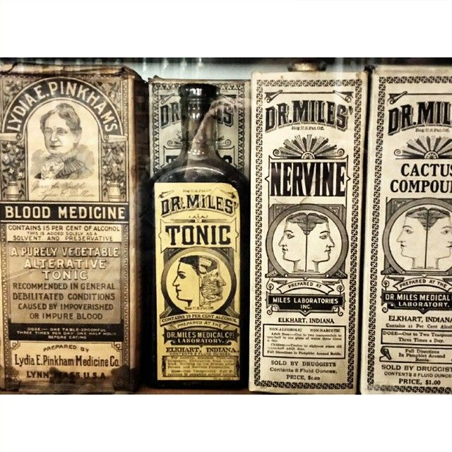 #dailytype inspiration #packaging #letters #vintagepackaging #pharmacy For your vile blood and nervous nerves.  #quack #medicalhistory #medicine #drugs #imss #letters #typography #tonic #reflections
