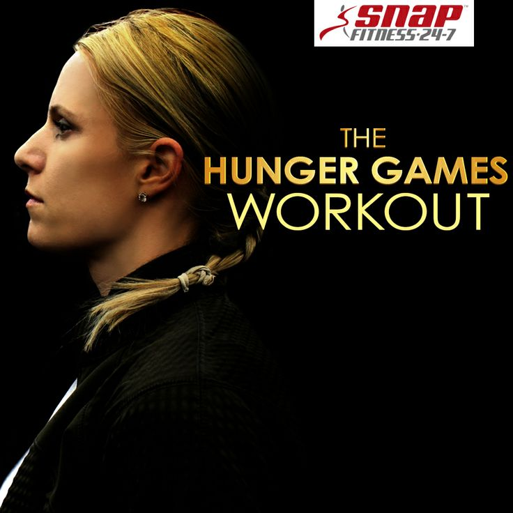 Workout Games: The Hunger Games Workout