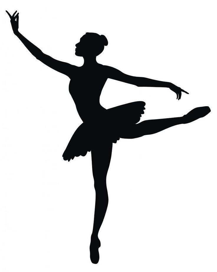Gratis kruissteek borduurpatronen ballet en ballerina  Bron: ebay.com