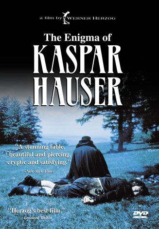 The Enigma of Kaspar Hauser  Herzog
