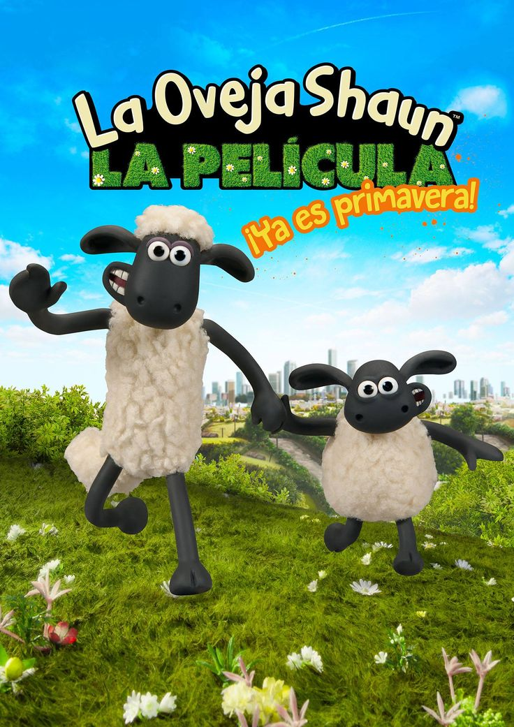 La oveja Shaun: La película - Shaun the Sheep