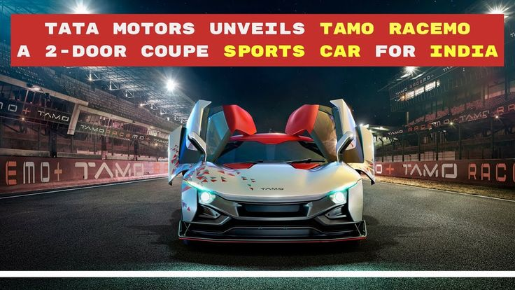 News Videos & more -  TAMO RACEMO - Tata Motor's New Inexpensive 2-Door Coupe Sports Race Car! #Music #Videos #News Check more at https://rockstarseo.ca/tamo-racemo-tata-motors-new-inexpensive-2-door-coupe-sports-race-car/