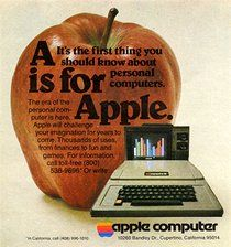 Apple Ad- look how far they've come!!!