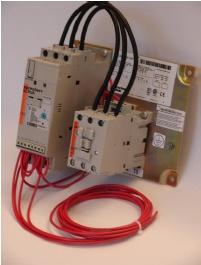 Sprecher + Schuh Hydraulic Elevator Softstarter