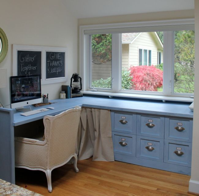 Best Chalk Paint Kitchen Cabinets: Painting Cabinets With Chalk Paint® {greek Blue + Louis