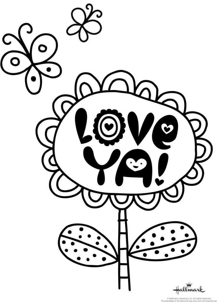 35 Sweet Valentines Coloring Pages To Enjoy Valentine