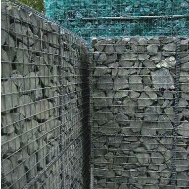 Anping fábrica fabricação projeto galvanizado soldado gabion parede, Gabião cesto parede, Caixa de pedra gabião parede-Malhas de fios de ferro-ID do produto:833500128-portuguese.alibaba.com