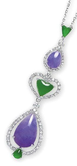 70 Best Images About Lavender Jade Jewelry On Pinterest