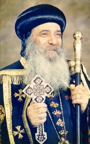 Pope Shenouda III, 117th Pope of Alexandria and the See of St. Mark
