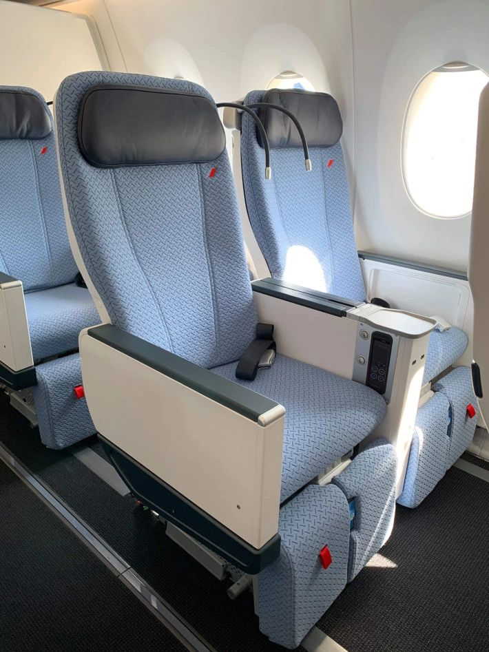 Air France launches new A350 with brandnew Business Class
