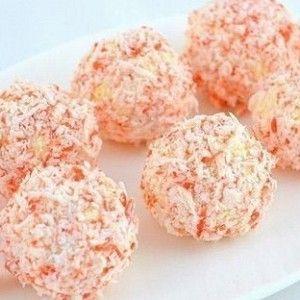 Крабово-сырный салат шариками рецепт – салаты с сыром: салаты. «Афиша-Еда»