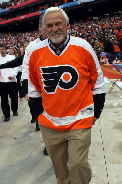 "On WYSP this morning, "" Danny DeVito will play Bob Kelly in Rob Zombie's 'Broad Street Bullies' movie!"" LOL I ♥ Bernie and it's easy to see why he leads the poll for the most beloved sport's figure ever in Philly! He has my vote!"