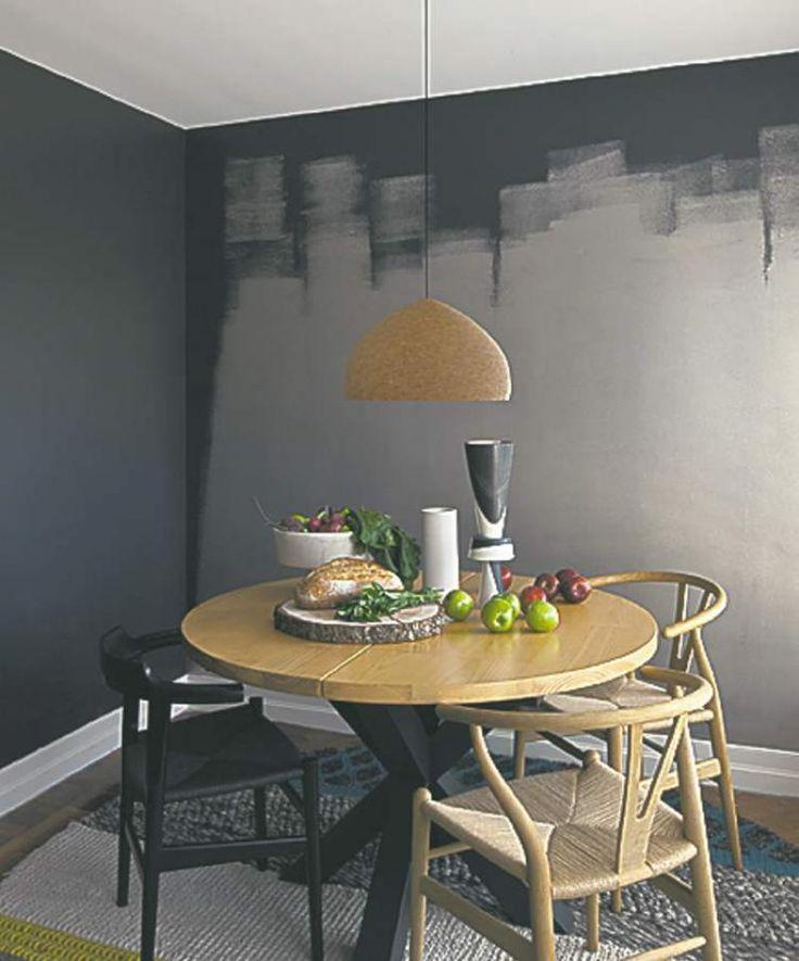 Тренд сезона: техника покраски Half-painted walls - Дизайн интерьеров   Идеи вашего дома   Lodgers
