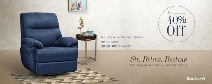 Winter Sale - Shop for Rs. 1,999 or more at FabFurnish.com and get an additional discount of 25%. Valid only on non-furniture items. Fabfurnish Coupon Codes & Deals.