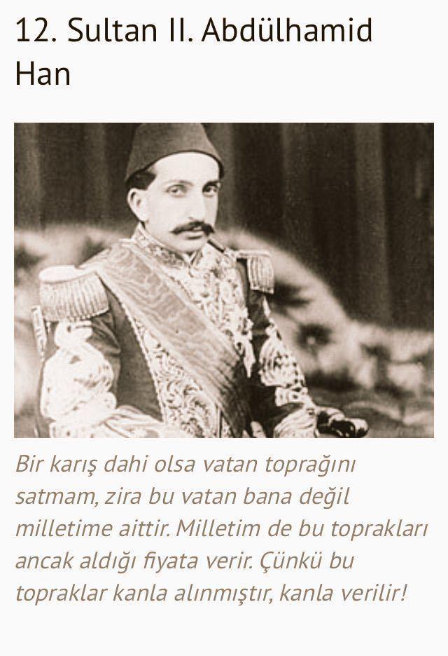 SULTAN 2 ABDÜLHAMİD HAN Derki...