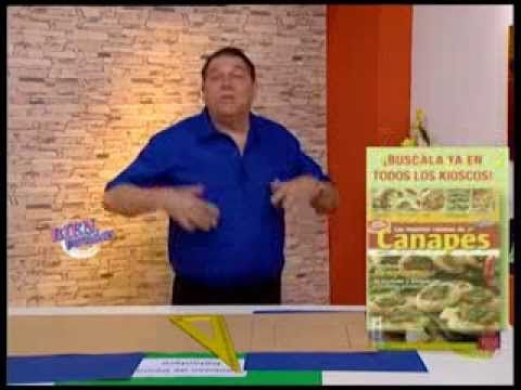Hermenegildo Zampar  - Bienvenidas TV - Explica el dibujo del delantero ...