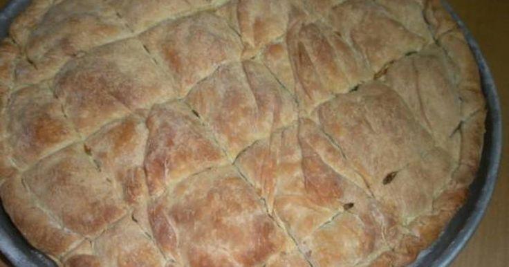 Εξαιρετική συνταγή για Κολοκυθοτυρόπιτα με σπιτικό φύλλο. Ελαφριά και νόστιμη!  Recipe by xaroula