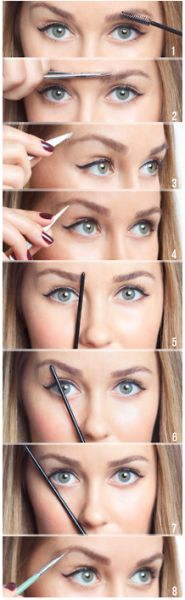 eyebrows how to: Something i need to know. :)