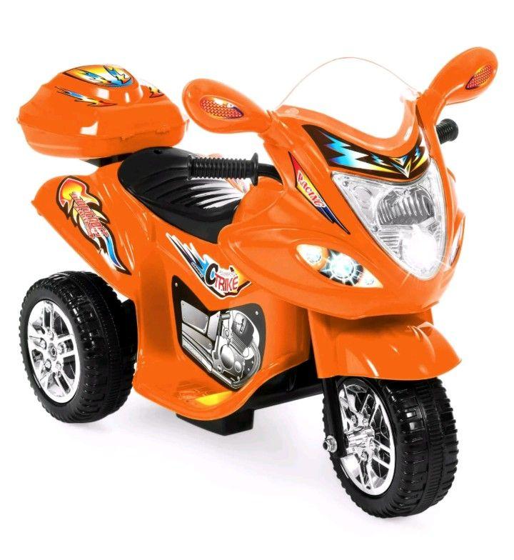 Bcp 6v Kids 3 Wheel Motorcycle Ride On Toy W Led Lights Music Storage Ebay Riding Motorcycle Ride On Toys Kids Ride On Toys