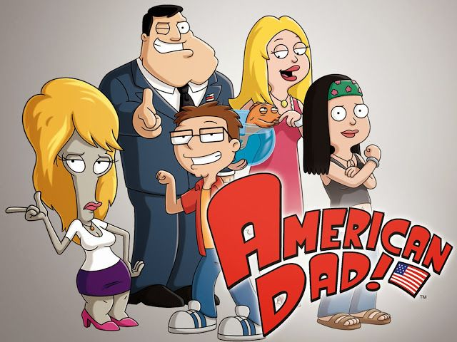 TV Series Favorites: American Dad Season 9 Episode 3