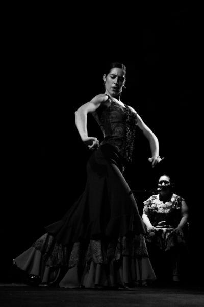 Neige Scariot - FlamencoBallet Flamenco, Neige Scariot, Flamenco Dance Spain