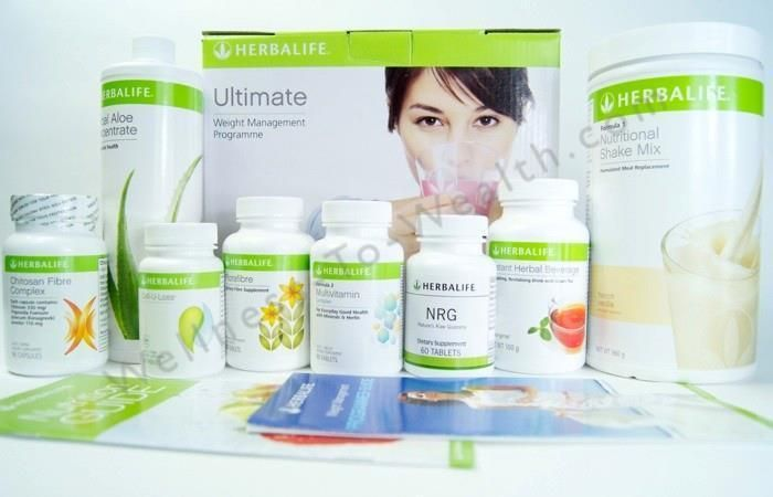 Herbalife Ultimate Programme - Free Express Post Delivery Australia Wide