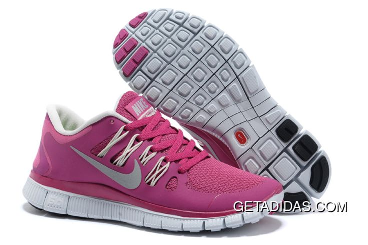 http://www.getadidas.com/nike-free-50-pink-white-womens-running-shoes-topdeals.html NIKE FREE 5.0+ PINK WHITE WOMENS RUNNING SHOES TOPDEALS Only $66.64 , Free Shipping!