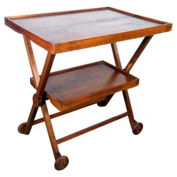 Check out this item at One Kings Lane! 1960s Tea Cart