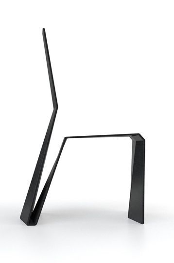 katra chair by aparte population is increasing and spaces in cities is decreasing which is why the katra chair by studio katra sports a sleek and sexy
