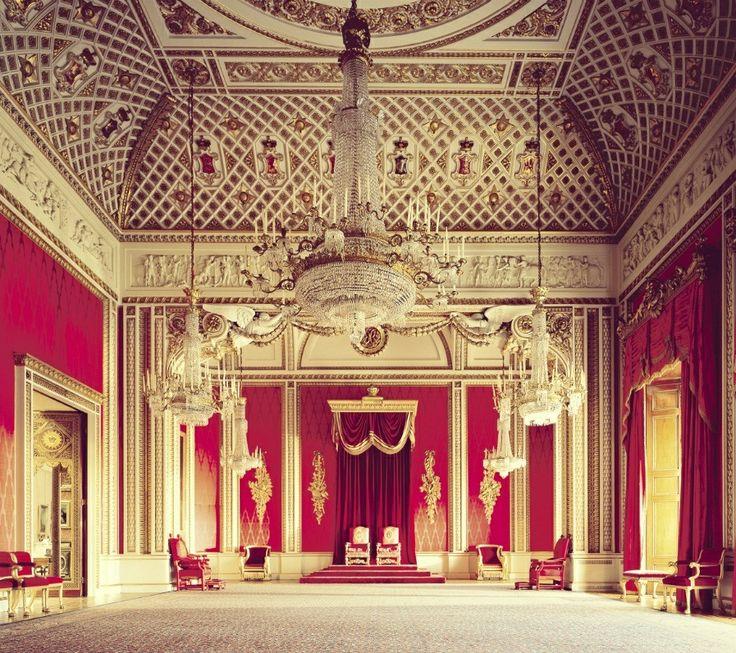Buckingham Palace | Favorite Interior Design Styles ...