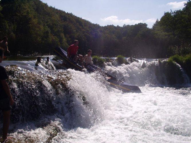 Great scenery #rafting #zagreb #stagdo