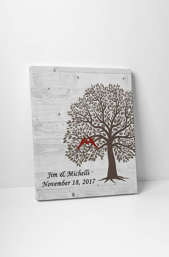 personalized family tree wall
