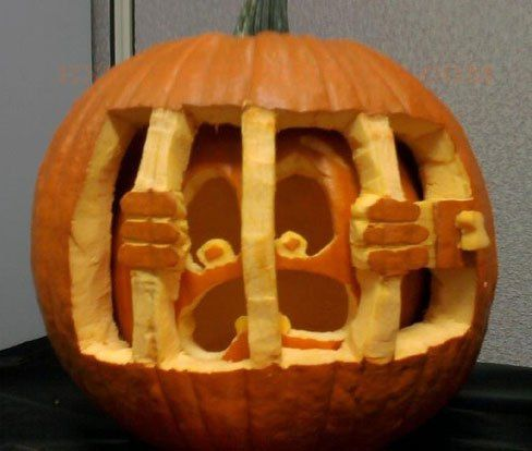 20 Awesome Ideas For Your Jack-O-Lantern