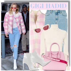 Gigi Hadid / Street Style - 12.20.2017
